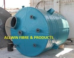 Fiber Glass Storage Tanks