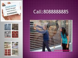 Automatic Polycarbonate Rolling Shutters Bangalore