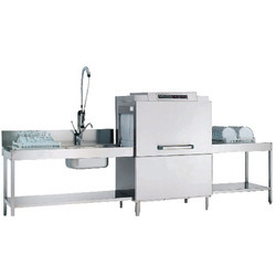 Conveyor Type Dish Washer
