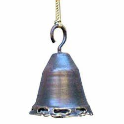 Aluminum X-Mas Bell