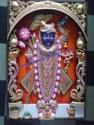 Stone Statue Shrinath Ji