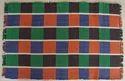 Multicolor Rectangle Rugs / Mat