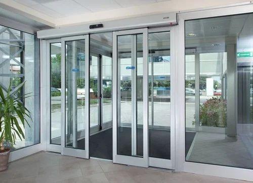 Automatic Sliding Door & Automatic Sliding Door Doors | Mumbai | NNC Automated Doors \u0026 Gates ...