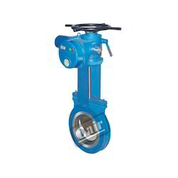 Industrial Edge Gate Valve
