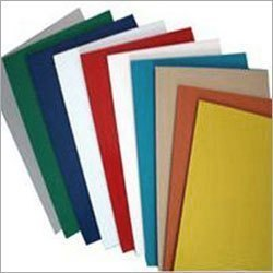 Colored Acrylic Plastic Sheets