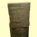 Square Wicker Laundry Basket