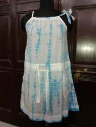 Voile Tie & Dye Dress