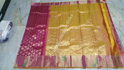 Beautiful Wedding Silk Saree