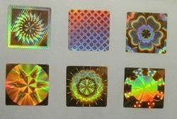 Flip Flop Hologram Sticker