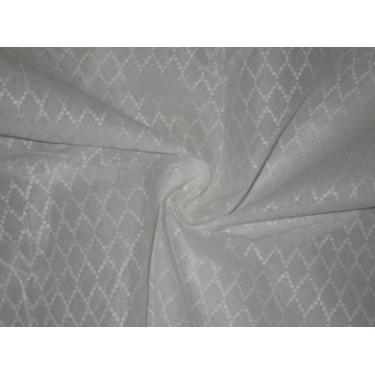 Gray Organdy Cotton Fabric