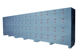 Industrial Use Lockers