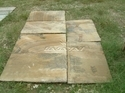 Fossil Mint Sandstone Slabs, Tiles