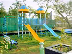 FRP Multi Play Equipment