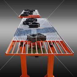 Paver Block Machine Vibro Table