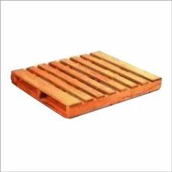 Non Reversible Wooden Pallet