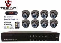 8 Camera High Definition NVR Kit