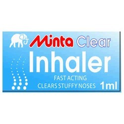 Minta Clear Inhaler