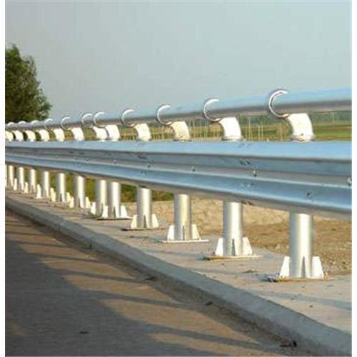 W Beam Crash Barrier at Best Price in India