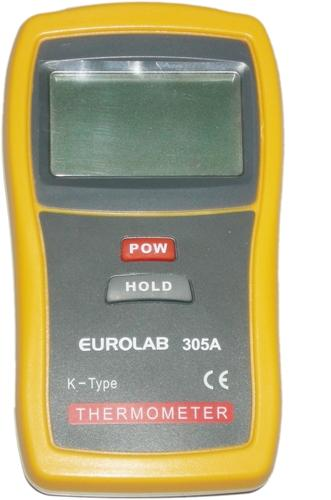 305-A Tabletop (Multimeter type) Thermometer - H  K
