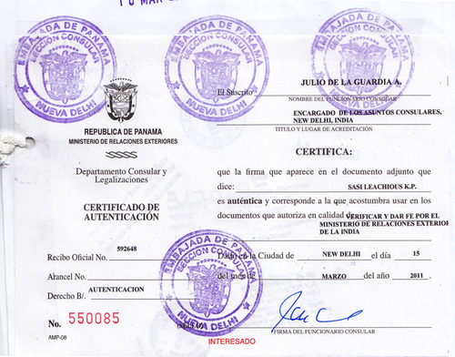 Birth certificate attestation attestation in andheri west mumbai birth certificate attestation yadclub Image collections