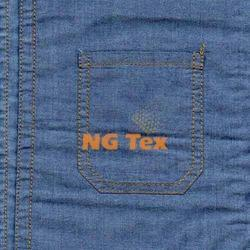 3.25 Oz Cotton Denim Fabric
