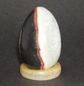 36 mm Fancy Agate Egg