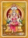 Goddess Mariamman Poster