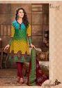 Balaji Pure Cotton Churidar Suit (3239)