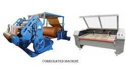 Paper Corrugation Box Making Machine