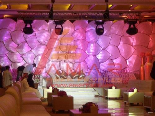Fibre Wedding Stages And Fiber Wedding Mandaps