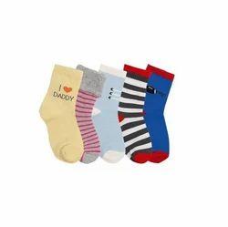 Blue Boy Kids Quarter Length Socks