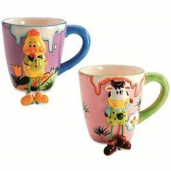 3D Promotional Mugs