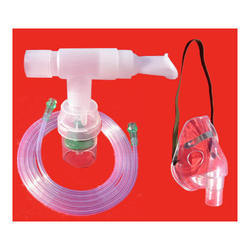 Nebulizer With Mask Paediatric Mouth Piece  Tubing