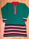 Woolen Full Sleeves Kurtis
