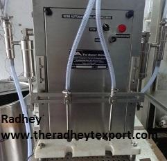 Vitamins Syrup Filling Machine