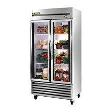 Charmant Glass Door Refrigerator