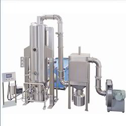Fluid Bed Processor Granulator