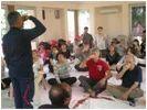 Yoga, Meditation & Aerobic exercises Area