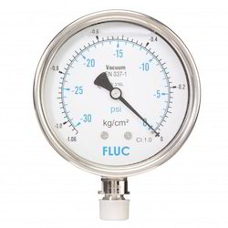 Lower Pressure Gauge