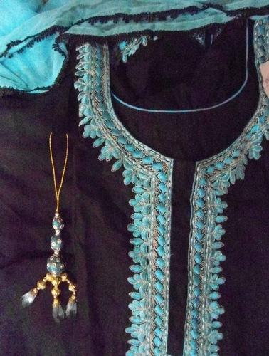 Black Embroidery Suit Royal Touch Designer Manufacturer