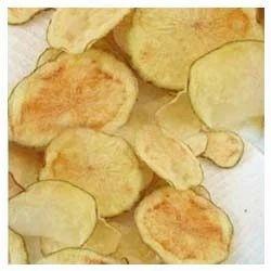 Healthy Dry Potato Chips