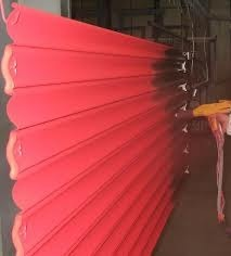 Steel Powder Coated Rolling Shutter