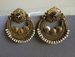 Modern Ramleela Earrings
