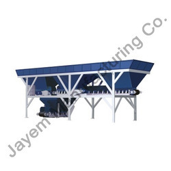 In-Line Type Concrete Batching Plant
