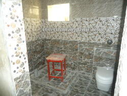 Bathroom Tile Fixing