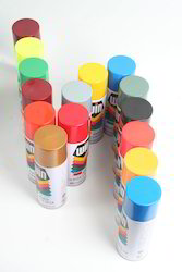 Voilet Fluorescent Color Aerosol Spray Paints Instant Paint