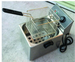 Electric Fryer Table Top 8 Ltrs