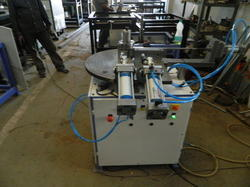 Pipe Bending With Pnumatic Clamping