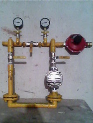 Gas Metering Units