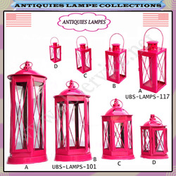 Antiques Lamp Sets